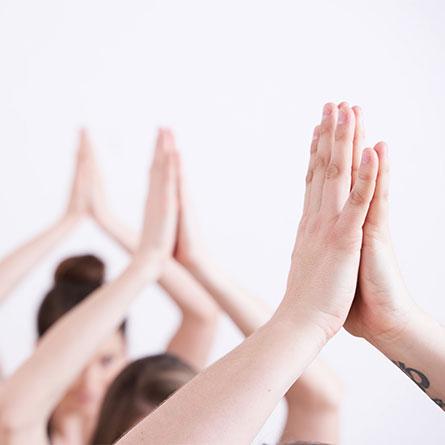 Yoga & Kurse